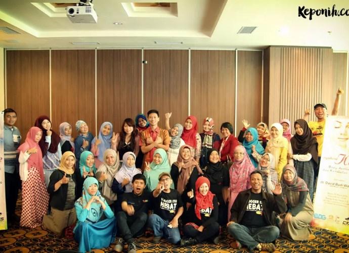 Ngobrol Kece Blogger Bandung