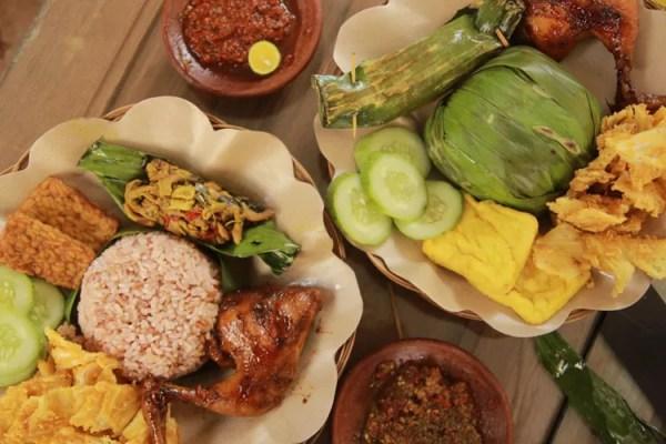 Makan Siang Enak Ayam Peujet Mas Prio, Masbash House – Bandung