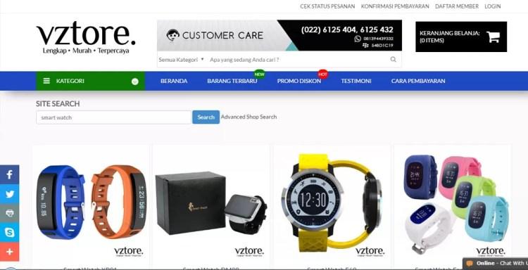 smartwatch review, keponih.com