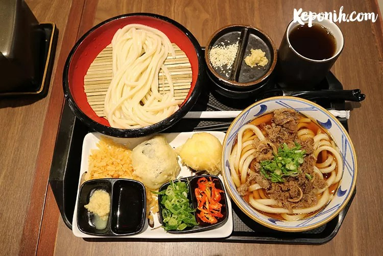 marugame review, food blogger, udon, ramen, japanese food