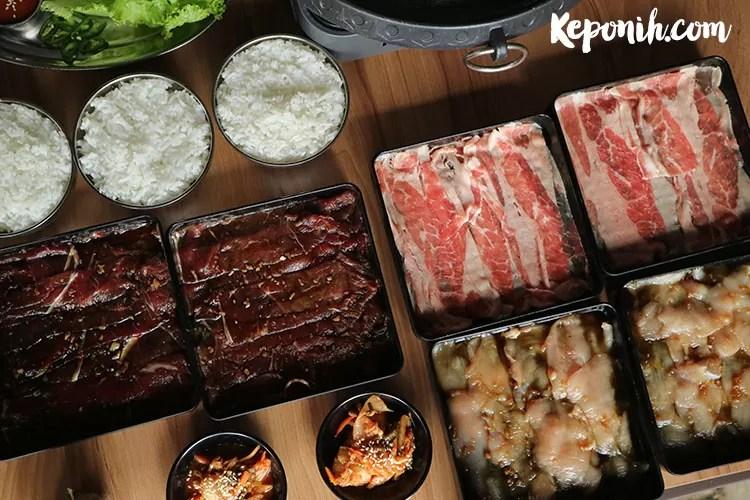 korean bbq, kuliner korea bandung, fat oppa