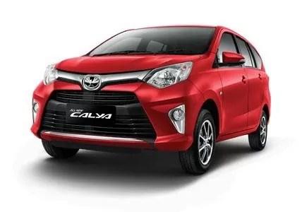 Pakai Toyota Calya, Narik Taxi Online Jadi Untung Banyak
