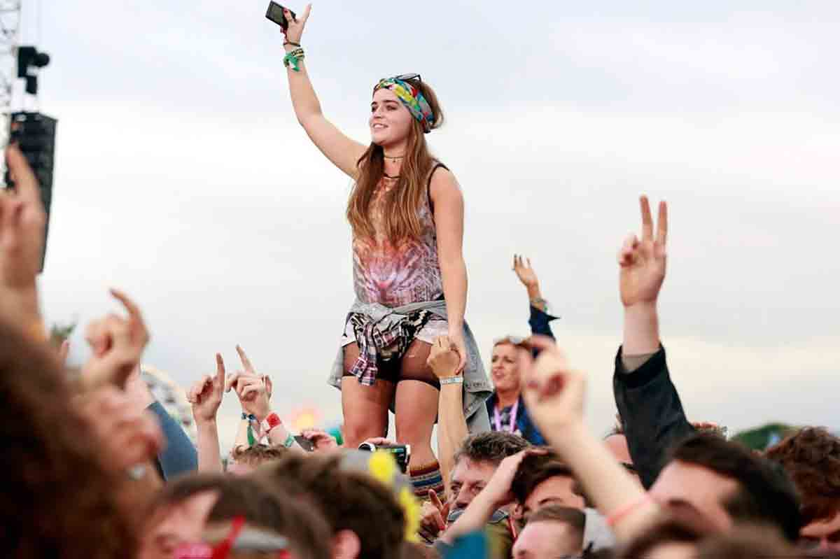 Electric Picnic is the most popular music festival in IrelandCredit: Reuters