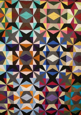 The Fifty Color Kaleidoscope, June Nyvall