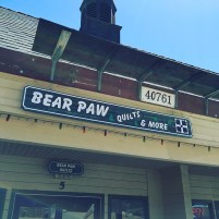 Bear Paw Quilts & More, Oakhurst, CA