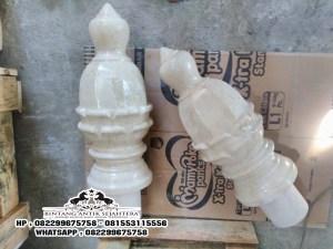 Batu Nisan Kuburan, Kepala Batu Nisan Marmer Granit, Model Batu Nisan Kuburan Islam