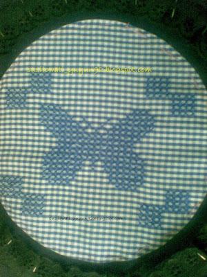 Aneka Kreasi Sulaman  kerajinan tangan flannel dan sulaman