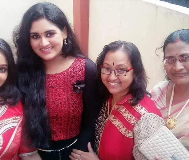 Chandanamazha Amrutha Meghna Engagement Photos 002