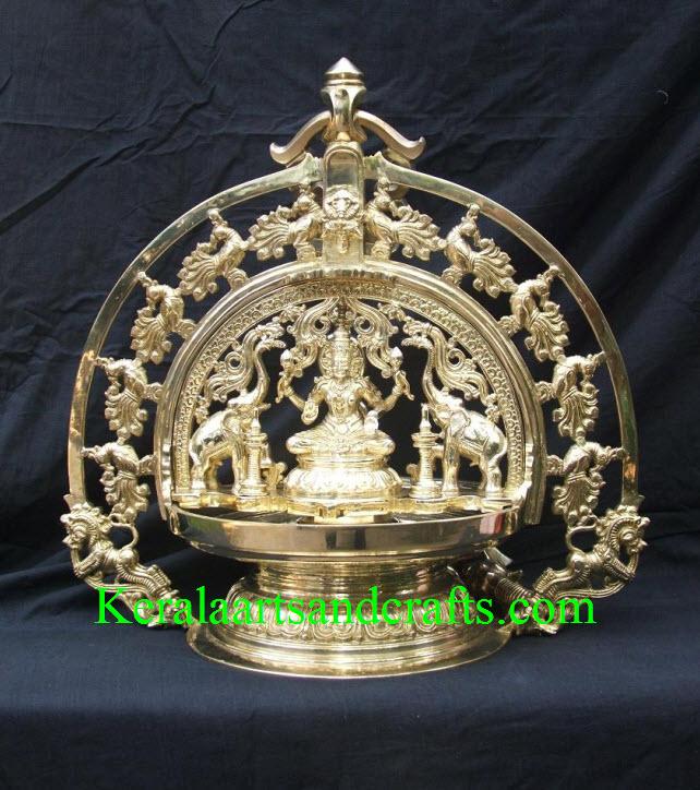 Keralaartsandcraftscom  Lakshmi Vilakku