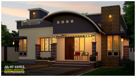 kerala low designs cost plans modern homes budget india plan indian models housing floor single sq ft 3d 1000 contemporary