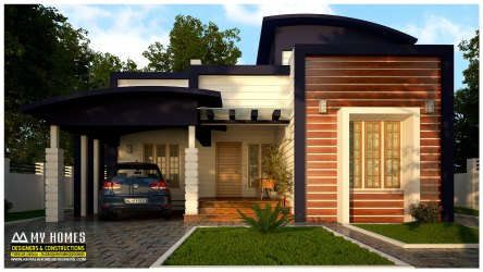 modern kerala low houses cost plans thrissur designers budget contemporary philippine info previous