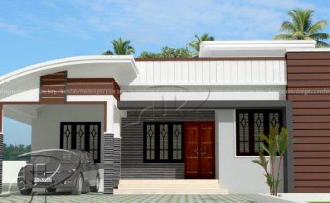 1150 Sq Ft Single Floor Home Kerala Home Design