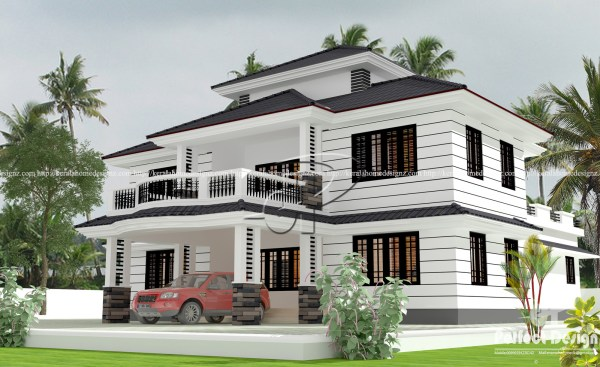 2018 Kerala Home Design