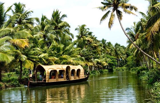 Image result for Vembanad Lake in Kottayam for best attractions