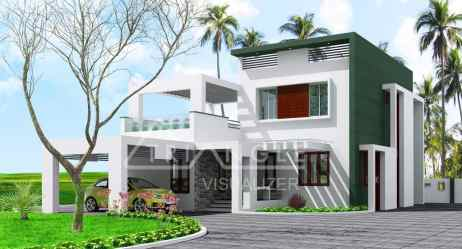 kerala elevation contemporary cost low sq 2000 ft feet square modern floor plan 1950 stylish bedrooms 2500 plans homes india