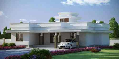 kerala budget low bedroom plans designs sq ft simple flat houses homes roof 1772 nice modern keralahouseplanner floor flats under