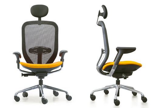 ergonomic chair godrej price vanity chairs with casters indfurn security solutions manjeri malappuram