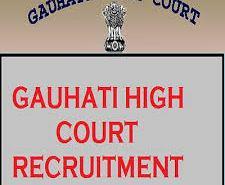 Gauhati High Court is hiring
