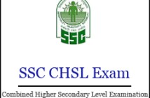 SSC CHSL Recruitment notification 2019