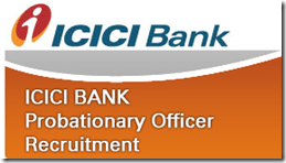ICICI Recruitment 2017