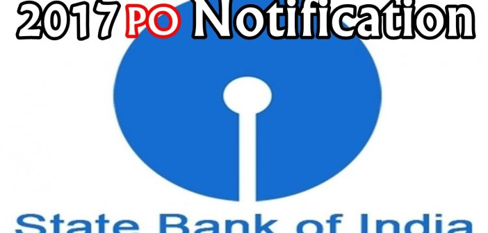 SBI Recruitment for PO