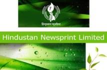 Hindustan Newsprint Limited Recruitment