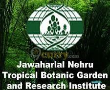 JNTBGRI Recruitment 2019