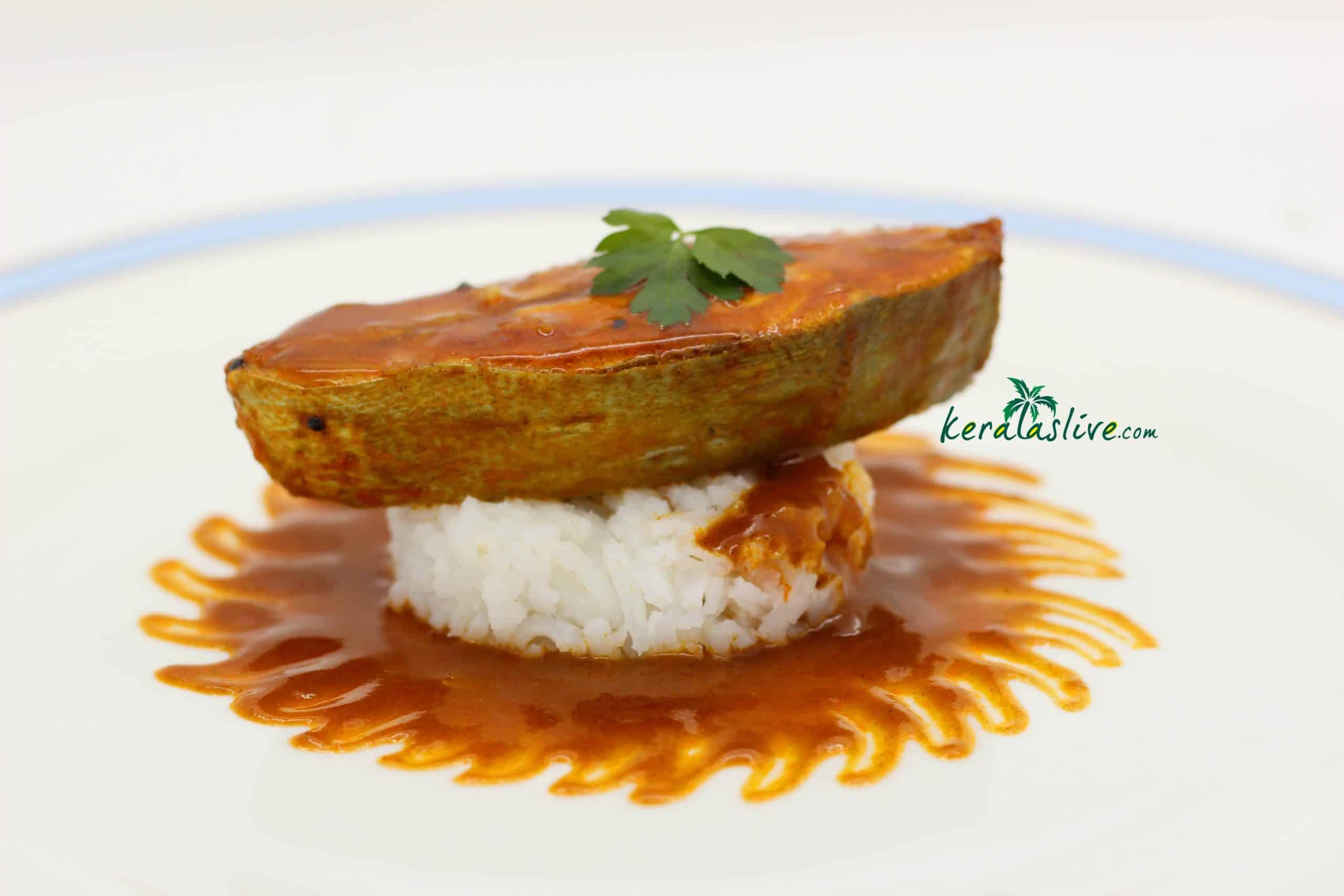 recipe for Kerala fish curry / Kallu shappu meen curry