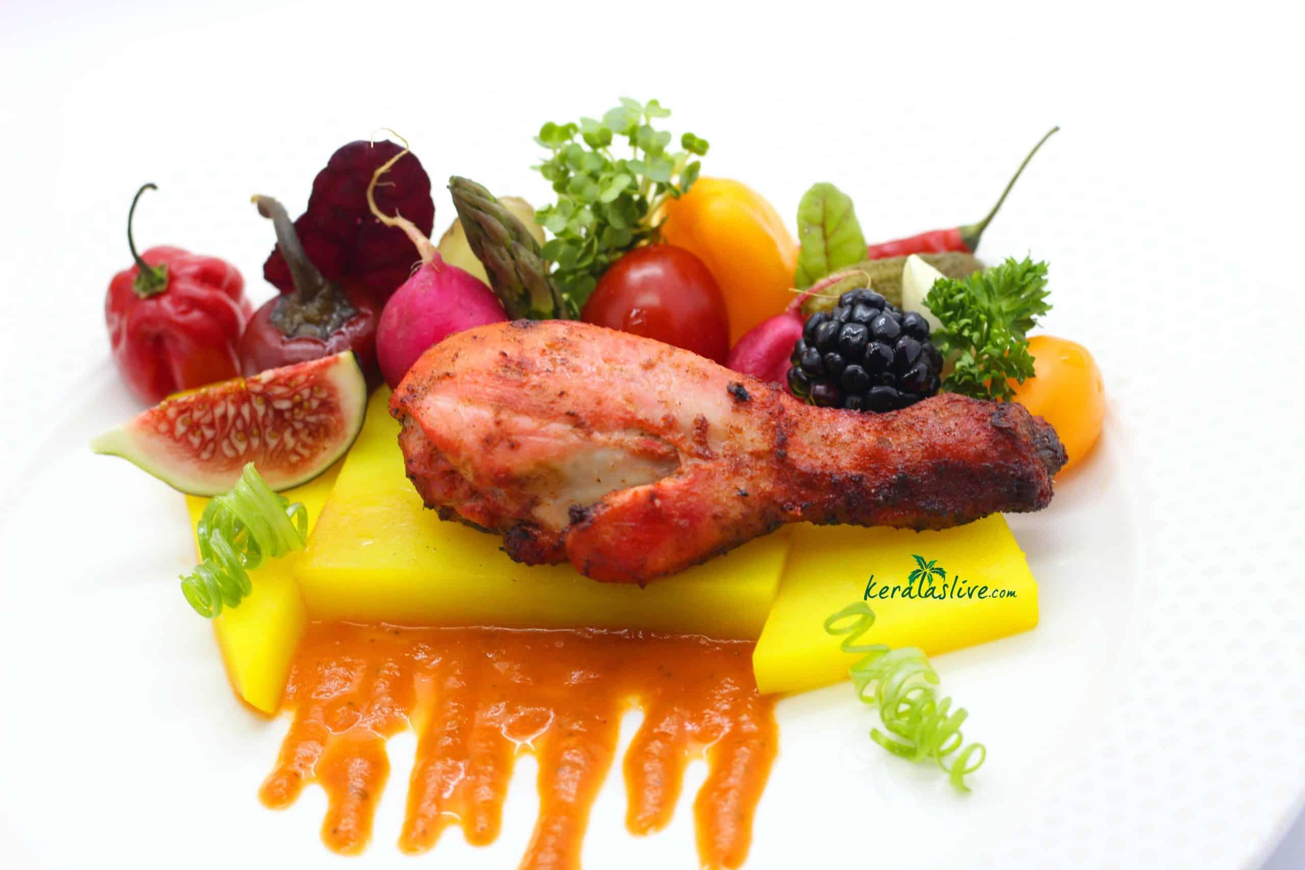tandoori chicken drumsticks