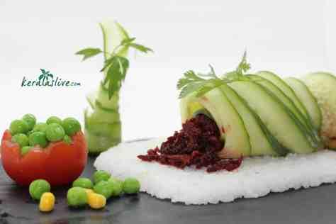 Beetroot Thoran / Beetroot Stir Fry