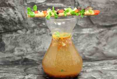 Rasam is a sour fragrant and refreshing broth which is very popular in India.