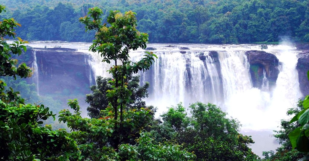 Athirapally Falls Wallpapers Western Ghats Birding Amp Safaris