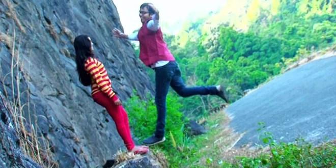 Arun Gopan and Nimmy Arun
