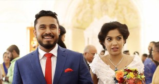Archana Kavi + Abish Mathew