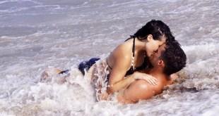 Romantic And Loving Honeymoon Trip