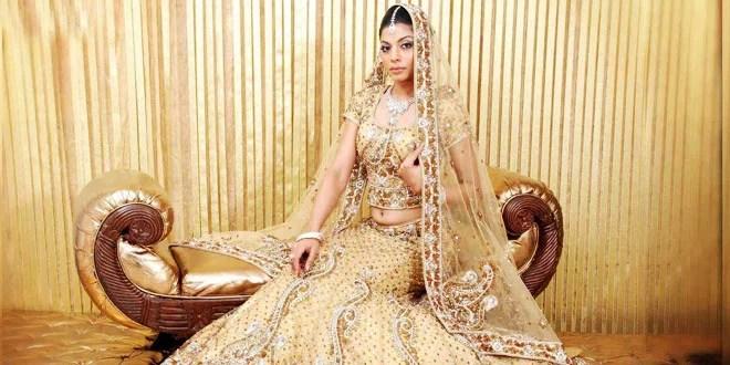 Lehengas for Kerala Brides