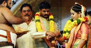 Biju Ramesh's Daughter Megha Wedding with Adoor Prakash's Son Ajayakrishnan Photos: