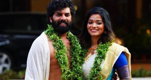 Malayalam Actor Sunny Wayne Wedding Photo