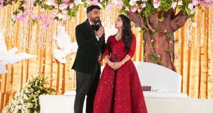 Adil Ibrahim's Marriage Reception Photos