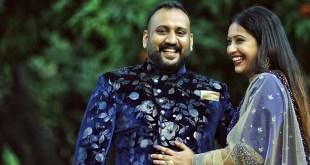 Arjun Somasekhar- Soubhagya Venkitesh prewedding shoot