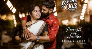 Serial Actress Amritha Save the Date Video