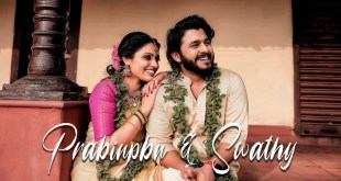 Actor Prabin & Swathy Wedding Teaser