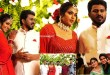Actress Rebecca Santhosh Wedding Engagemen