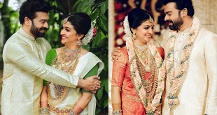 Arjun Nandakumar & Divya Pillai Wedding Photos
