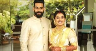 Mridula Vijay & Yuva Krishna Wedding Photos