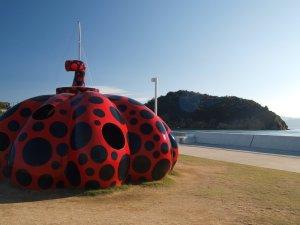 Pumkin auf Naoshima