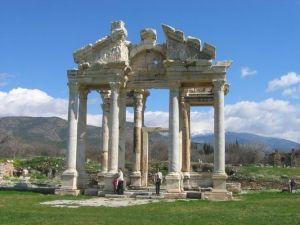 Aphrodisias in der Türkei