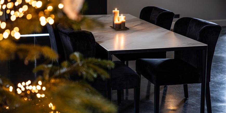 Keramische tafels zijn here to stay!