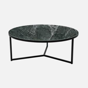 Keramische tafels Salontafel Rond Verde Julia