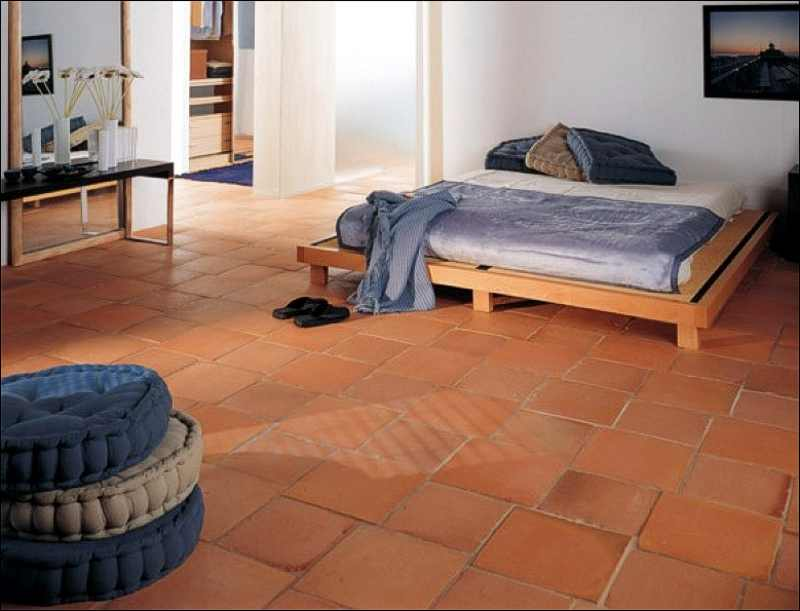Terracotta Cotto Terrakotta Fliesen Boden Cotto